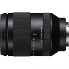 Sony FE 24-240mm F/3.5-6.3 OSS Wide