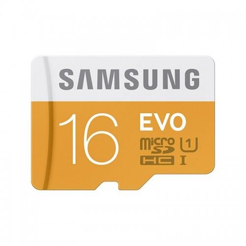 Samsung Evo Plus Microsdhc 16gb Uhs I