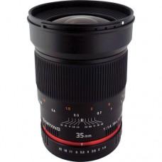 Samyang 35 F1.4 for Nikon DISPLAY UNIT [SALE / NO WARRANTY]