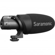 SARAMONIC CAMMIC CONDENSER DIRECTIONAL VIDEO MICROPHONE FOR CAMERA