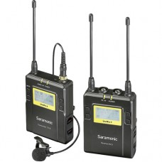 SARAMONIC UWMIC (RX9+TX9) WIRELESS MICROPHONE SYSTEM