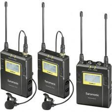 SARAMONIC UWMIC (RX9+TX9+TX9) WIRELESS MICROPHONE SYSTEM