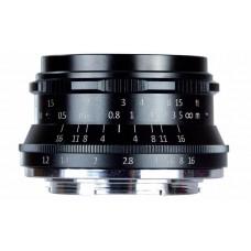 7 ARTISANS 35MM F1.2 FOR FUJI MOUNT (BLACK)