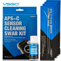 VSGO DDR-16 APS-C Sensor Cleaning Swab Kit