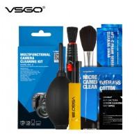 VSGO DKL-6 Multifunctional Camera Cleaning Kit