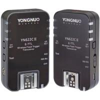 Yongnuo YN622C II Wireless TTL Flash Trigger for Canon