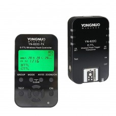 Yongnuo YN622C Kit Wireless E-TTL Flash Trigger for Canon