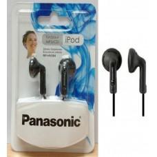 PANASONIC RP-HV094GU-K EARPHONES - BLACK [CLEARANCE SALE / NO WARRANTY]