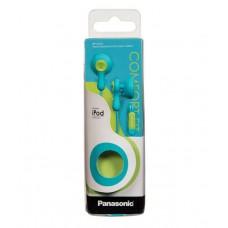 PANASONIC RP-HV41GU-A EARPHONES -BLUE [CLEARANCE SALE / NO WARRANTY]