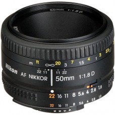 Nikon AF Lens 50mm F1.8D (S) [SALE.1 MONTH WARRANTY]