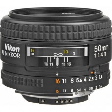 NIKON AAF LENS 50MM F1.4D (S) [SALE. 1 MONTH WARRANTY]