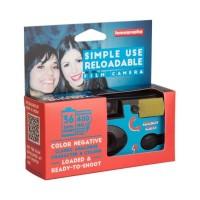 LOMOGRAPHY SIMPLE USE CAMERA 400/36 COLOR