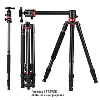 ZOMEI M8 TRIPOD WITH HORIZONTAL BAR